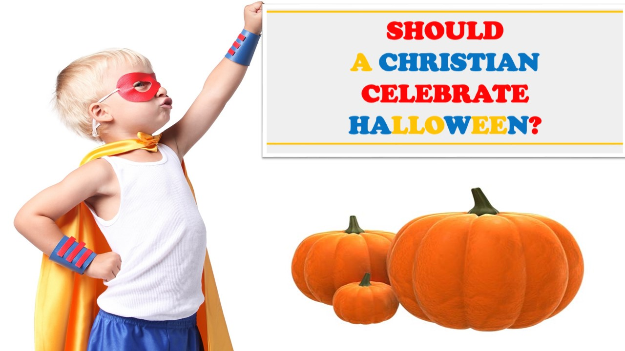 should a christian celebrate halloween? - route 66 ministries (read